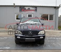 Mercedes ML W163 3.7 бензин 173 киловата 235 конски сили. Тип на мотора 112970