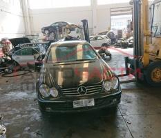 Mercedes CLK W209 2.7 CDI 125 киловата 170 конски сили