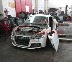 Audi TT 2.0 TFSI 200 киловата 272 конски сили. Тип на мотора CDLB