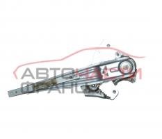 Заден ляв механичен стъклоповдигач Nissan Micra K13 1.2 бензин 80 конски сили