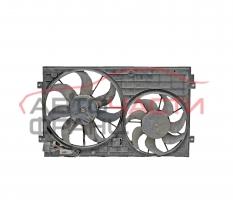 Перка охлаждане воден радиатор климатик VW Golf V 1.6 FSI 115 конски сили