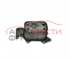 Маслен охладител Audi A6 3.0 TDI 225 конски сили 059117021J