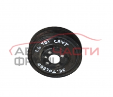 Демпферна шайба Seat Toledo 1.6 TDI 90 конски сили 038105243M