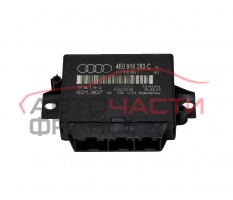 Парктроник модул Audi A8 4.0 TDI 275 конски сили 4E0919283C