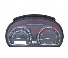 Километражно табло BMW X3 E83 3.0 D 204 конски сили 1024630-26