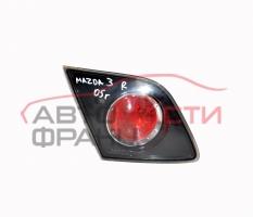 Ляв стоп вътрешен Mazda 3 2.0 CD 143 конски сили P2913L