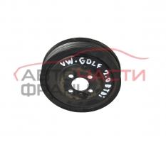 Демпферна шайба VW Golf V 2.0 TDI 136 конски сили 03G105243