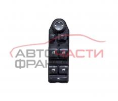 Панел бутони електрическо стъкло BMW E60 3.0D 231 конски сили