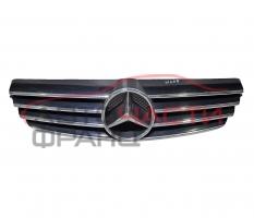 Декоративна решетка Mercedes CLK W209 2.7 CDI 170 конски сили A209880183