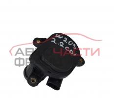 Моторче управление вихрови клапи Mercedes C-Class W203 2.2 CDI 136 конски сили A6111500494