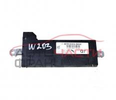 Усилвател антена Mercedes C-Class W203 2.2 CDI 136 конски сили A2038207989