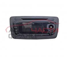 Радио CD Seat Ibiza 1.2 I 60 конски сили 6J1035153D