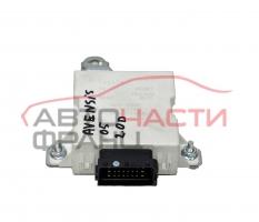 Модул управление чистачки Toyota Avensis 2.2 D-CAT 177 конски сили 85940-05050