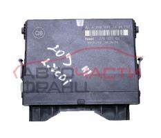 Заден комфорт модул Mercedes CLK W209 2.7 CDI 170 конски сили A2098200326