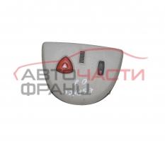 Бутон аварийни светлини Renault Espace IV 2.2 DCI 150 конски сили