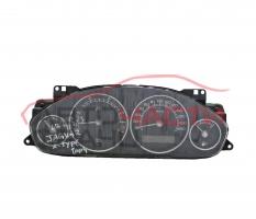 Километражно табло Jaguar X-Type 2.0D 130 конски сили 4X4F-10849-JE