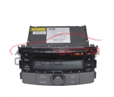 Радио CD Daihatsu Terios 1.5 VVT-i 102 конски сили 86180-B4021