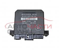 Модул задна дясна врата Mercedes C class W203 2.2 CDI 150 конски сили 2038206626