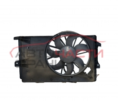 Перка охлаждане воден радиатор Opel Meriva A 1.6 16V 100 конски сили