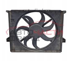 Перка охлаждане воден радиатор Mercedes ML W164 3.5 i 272 конски сили