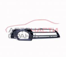 Лява решетка халоген Audi Q7 4.2 TDI 326 конски сили 4L0807675
