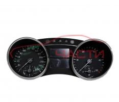 Километражно табло Mercedes ML W164 3.0 CDI 224 конски сили A1645404147