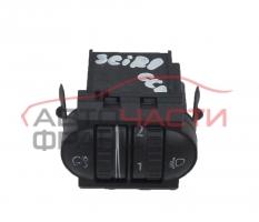 Бутон регулиране на фарове за VW Scirocco, 2010 г., 1.4 TSI бензин 160 конски сили. N: 1K8941333