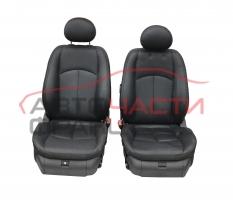 Седалки Mercedes E class W211 седан 2.2 CDI 150 конски сили