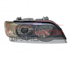 Десен фар BMW X5 E53 4.4 i  286 конски сили
