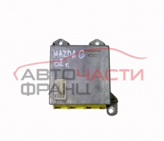 Airbag модул Mazda 6 2.0 DI 136 конски сили GJ6A57K30C