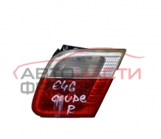 Десен стоп вътрешен BMW E46 купе 2.0 бензин 150 конски сили