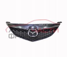 Предна решетка Mazda 6 2.0 DI 136 конски сили GJ6A50712