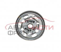 Шайба колянов вал Toyota Aygo 1.0 бензин  68 конски сили