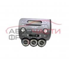 Радио CD Honda Jazz 1.2 бензин 78 конски сили 39100-SAA-G131