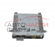 Модул управление радио Audi A8 4.0 TDI 275 конски сили 4E0035541