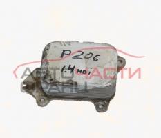 Маслен охладител за Peugeot 206, 1.4HDI, 68 к.с., хечбек