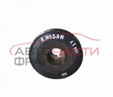Демпферна шайба Renault Megane II 1.5 DCI 82 конски сили 8200552236