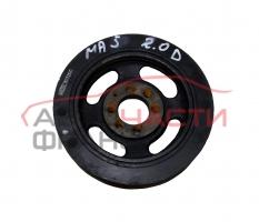 Демпферна шайба Mazda 5 2.0 CD 143 конски сили