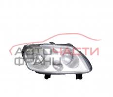 Десен фар VW Touran  1.6 FSI  115 конски сили