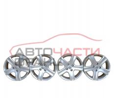 Алуминиеви джанти 16 цола Peugeot 307, 1.6 16V 109 конски сили