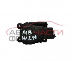 Моторче клапи климатик парно Mercedes E class W211 2.2 CDI A2308201242