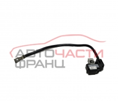 Минусова клема BMW E90 2.5 бензин 218 конски сили 61127579004