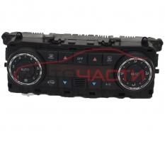 Панел за управление на климатроник за Mercedes Benz A Clas, W169 2006 г.   2.0 CDI дизел, 136 конски сили, N:A1698301485