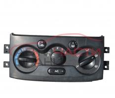 Панел управление климатик Chevrolet Kalos 1.4 16V 94 конски сили