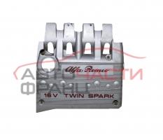 Декоративен капак двигател Alfa Romeo 147 2.0 16V 150 конски сили