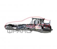 Основа предна лява дръжка Peugeot 207 1.4 HDI 68 конски сили