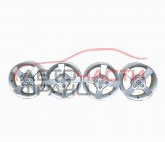 Алуминиеви джанти 15 цола Smart Forfour 1.3 бензин 95 конски сили
