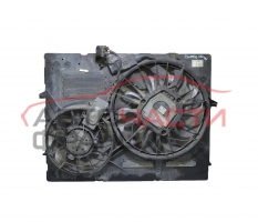 Перка охлаждане воден радиатор климатик VW TOUAREG 5.0 V10 TDI 313 конски сили