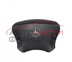 AIRBAG на волан за Mercedes Benz S-Class, W220 2000 г., 4.0 CDI дизел 250 конски сили. N: 2204602498724107