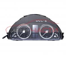Километражно табло Mercedes CLC CL203 2.2 CDI 150 конски сили A2035406448